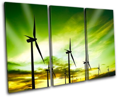 Wind turbines eco Landscapes - 13-0205(00B)-TR32-LO